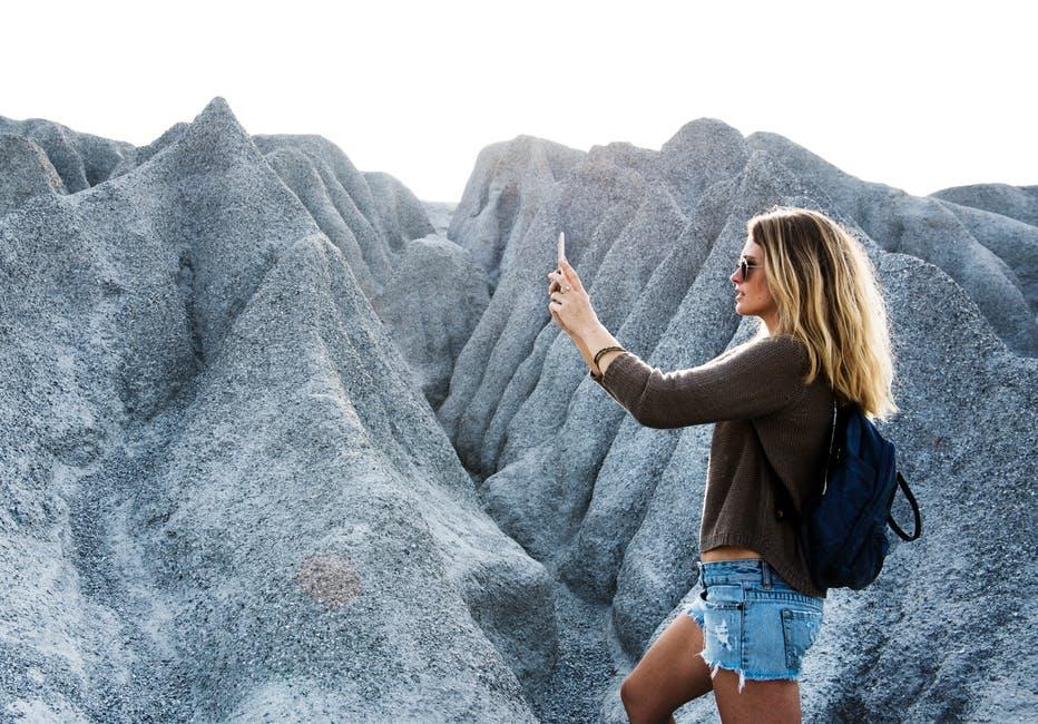 smartphone pentru super selfie-uri