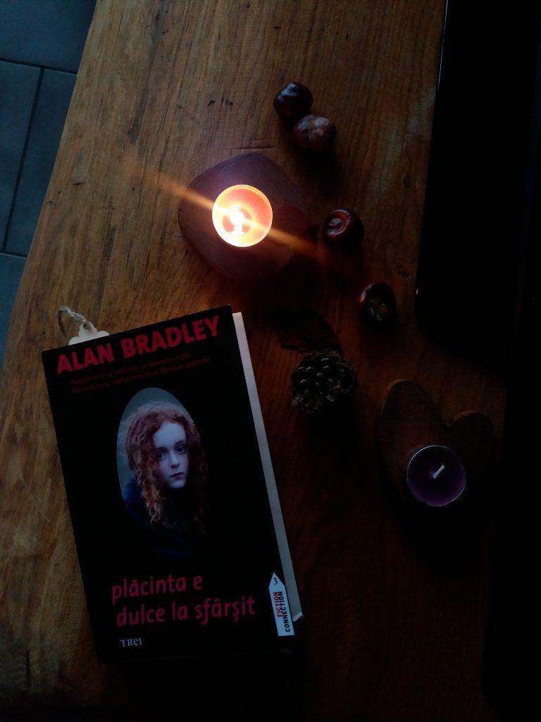 Placinta e dulce la sfarsit – Alan Bradley