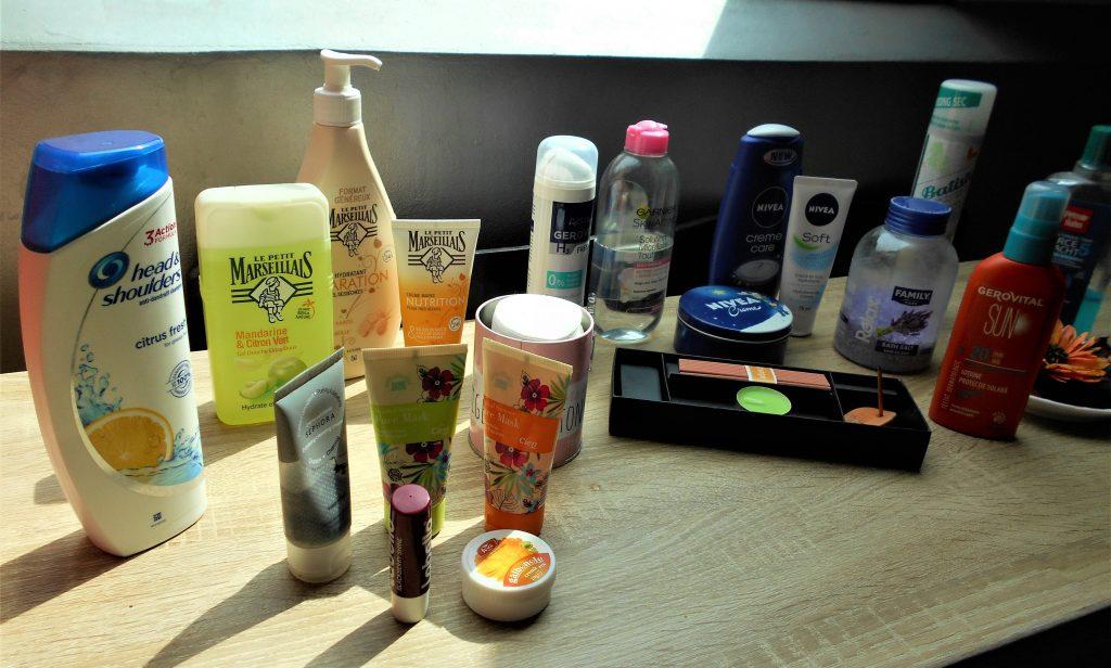 Ce produse de beauty folosesc in prezent