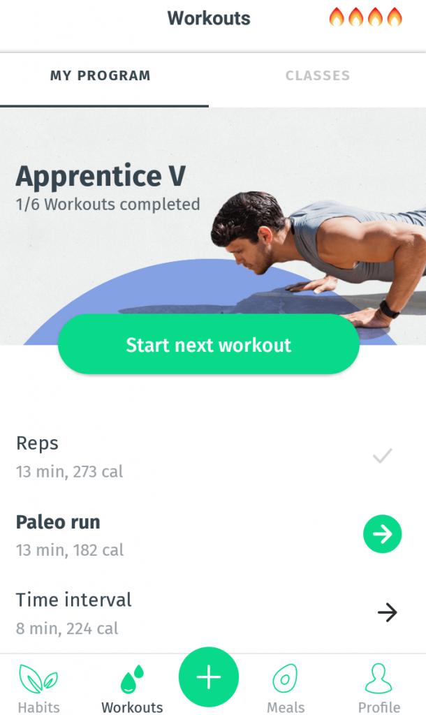 2 aplicatii de sport ce m-au ajutat sa slabesc