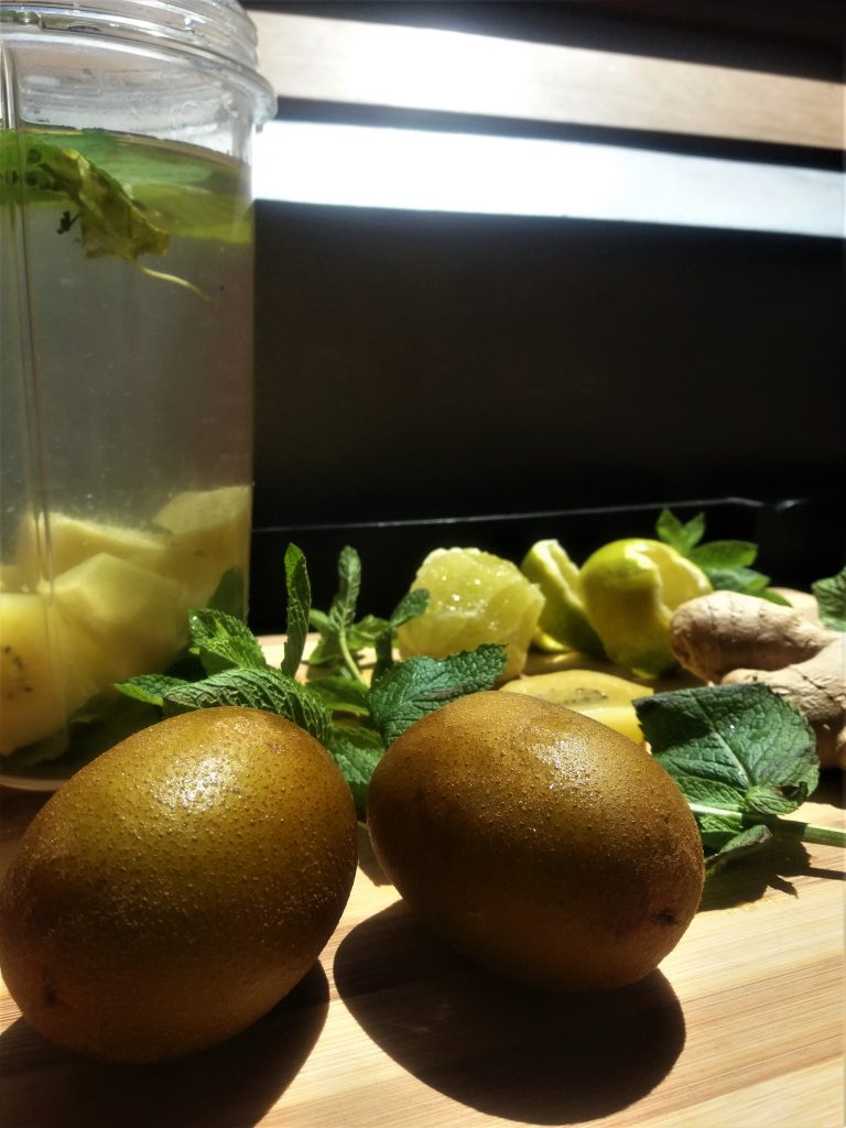 De ce imi place atat de mult fructul de kiwi galben