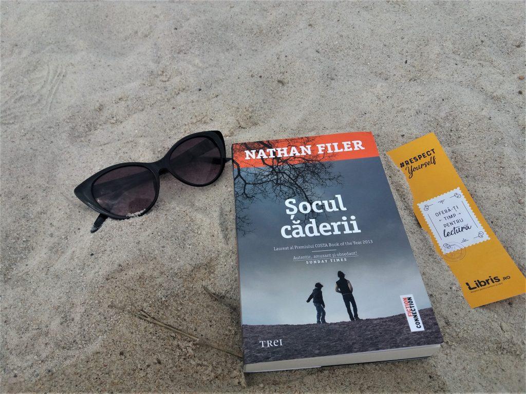 3 carti citite in vacanta. 2: Socul caderii de Nathan Filer