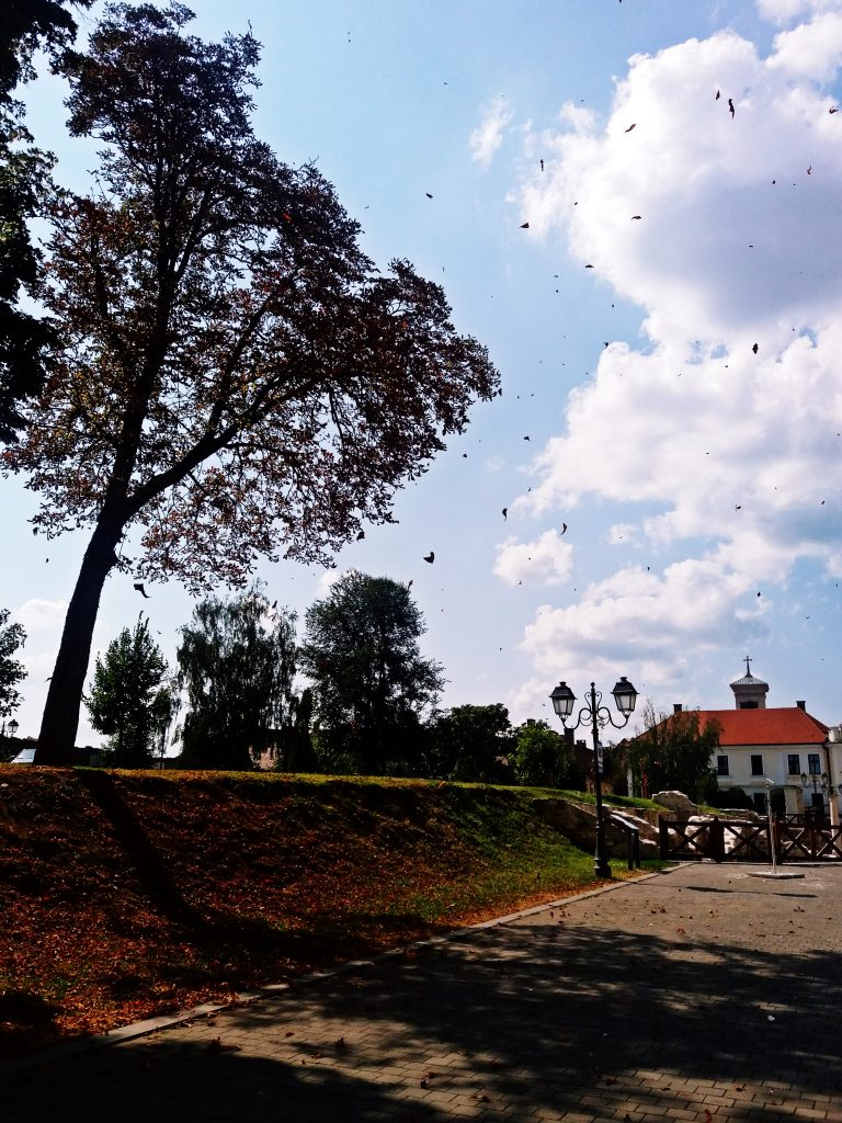 August calduros si vizita prin Romania – Prima parte