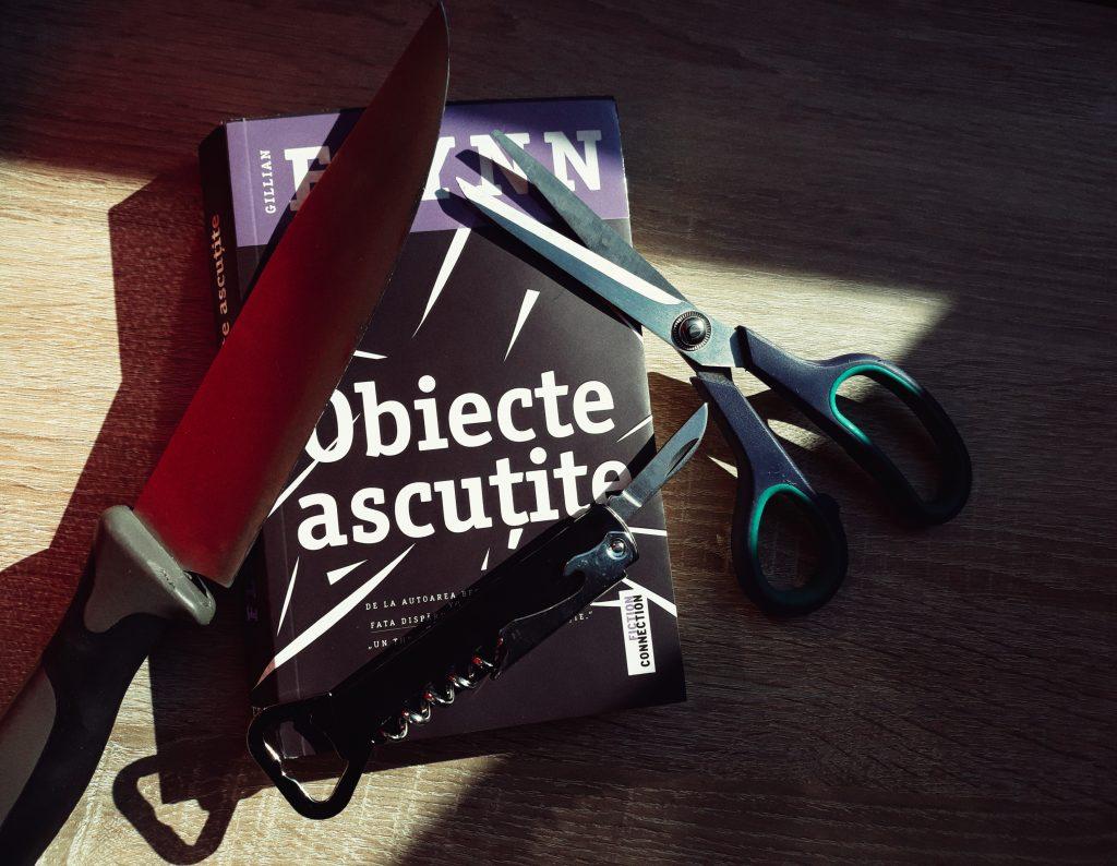 Obiecte ascutite