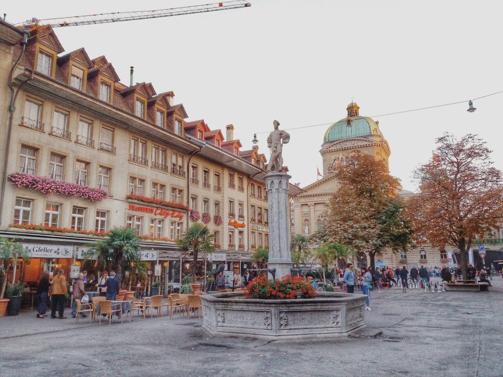Berna si legenda ursului devenit simbol