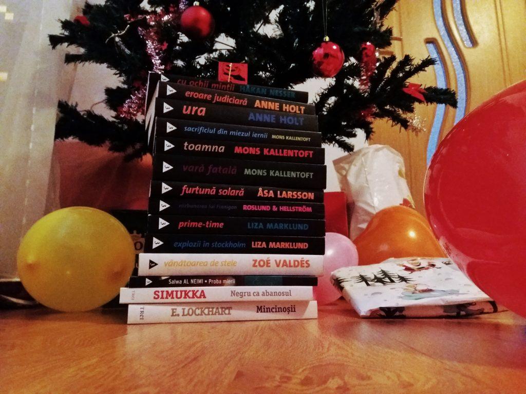 Noi titluri in biblioteca. Carti comandate de la Printrecarti.ro