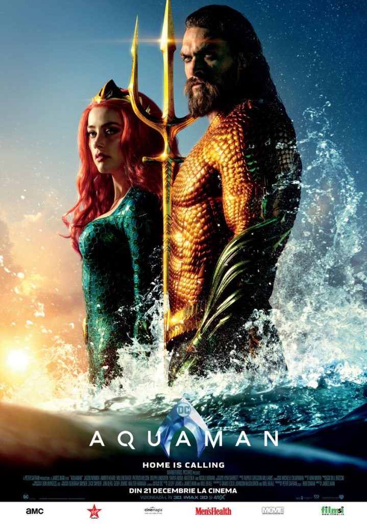 Aquaman – un Poseidon rebel