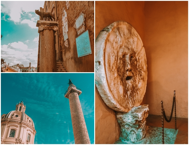 monumente faimoase din Roma