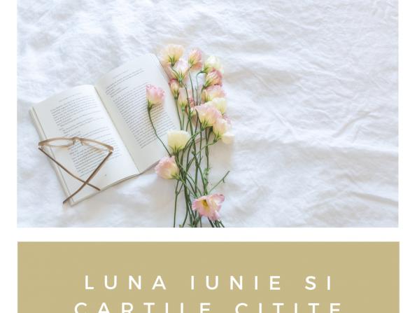 luna iunie și cărțile citite