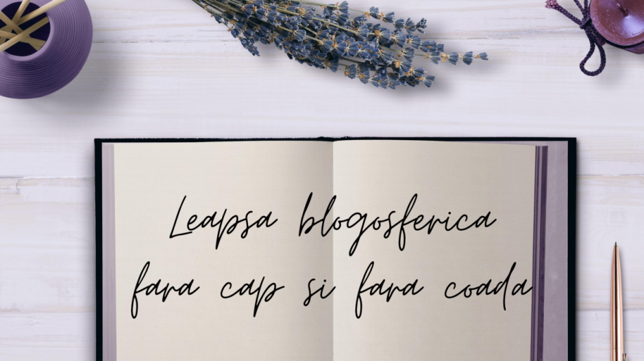 leapșă blogosferică